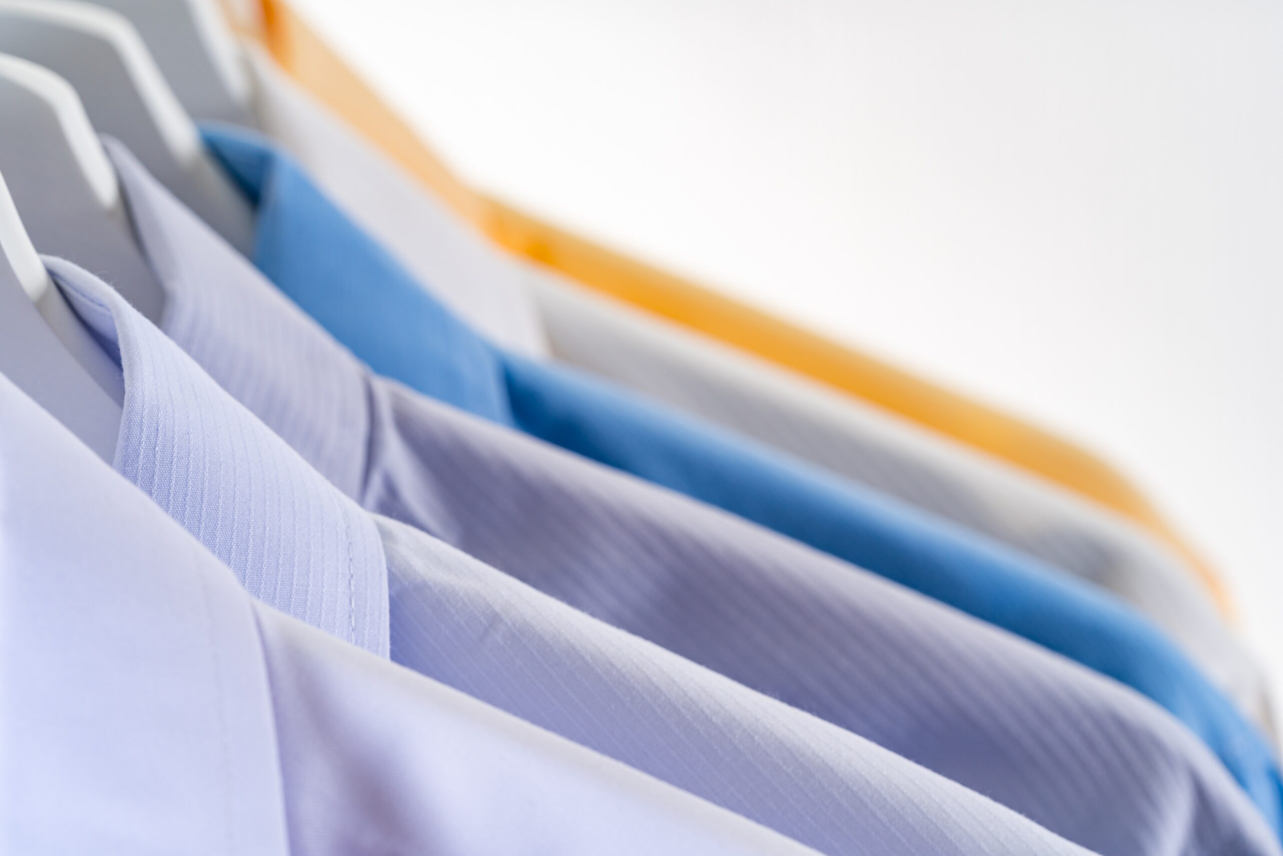 caring for your new shirts