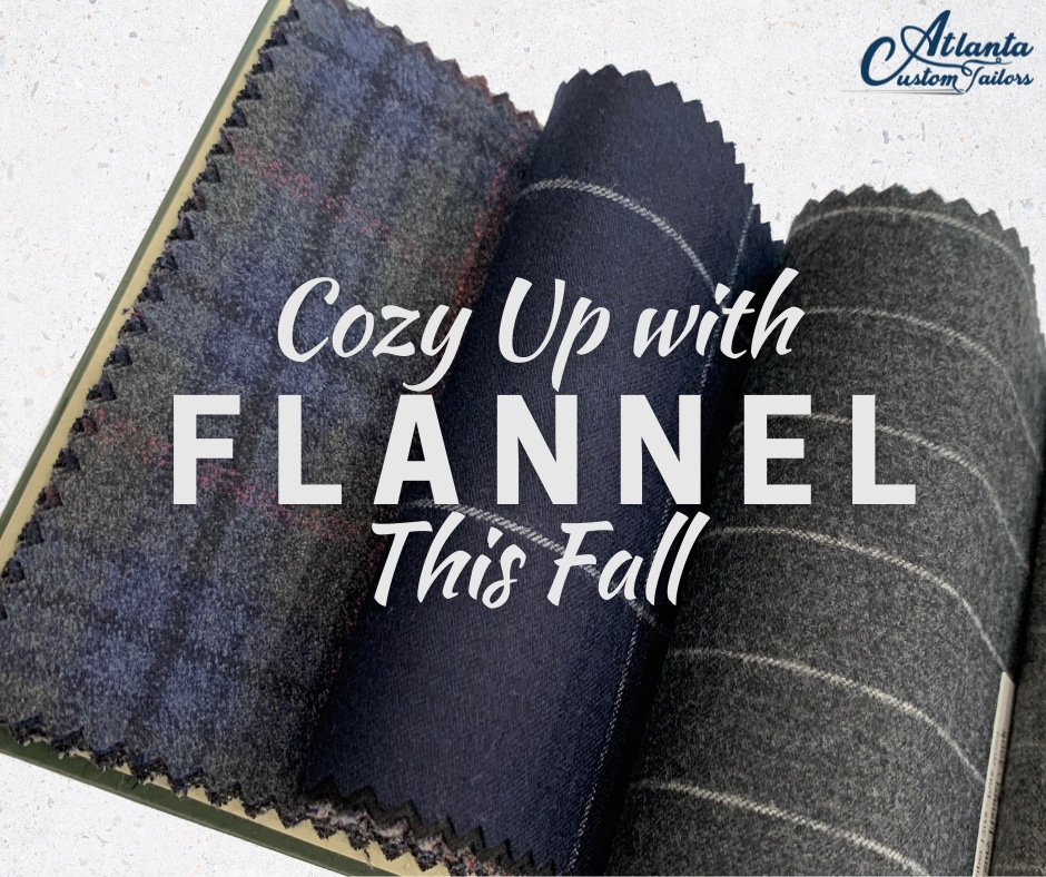 Cozy Up in Flannel This Fall